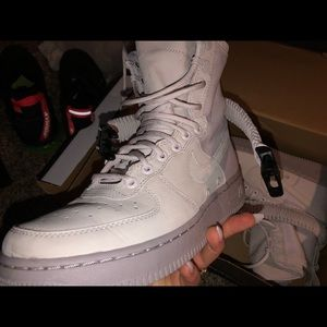 Nike Air Force ones high top